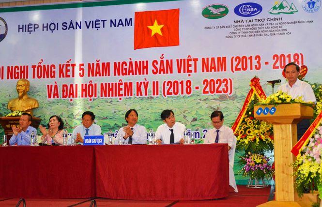 Đại hội Hiệp hội Sắn Việt Nam Nhiệm kỳ II