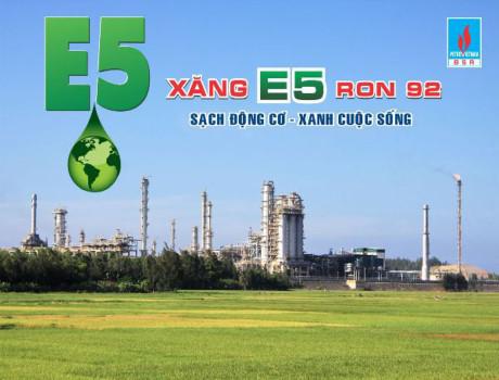 Khởi động lại Nhà máy sản xuất Ethanol Bình Phước và Dung Quất